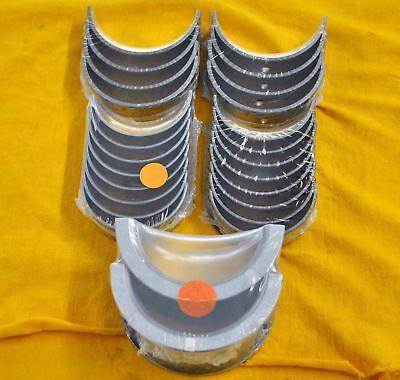 Sbc Rod Rods And Main Bearings Small Block Chevy .10/.10