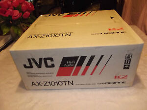 JVC AX-Z1010TN Stereo Amplifier AMP Super Digifine NEW IN BOX