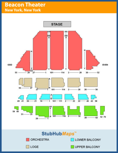 ONE-DIRECTION-BEACON-THEATER-NYC-MAY-26-3PM-SINGLE-TICKET
