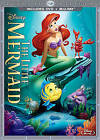 The Little Mermaid (Blu-ray/DVD, 2013, 2-Disc Set, Diamond Edition; DVD/Blu-ray)