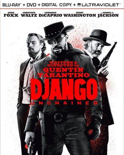 Django an der Wand: Tarantinos Filme und Poster