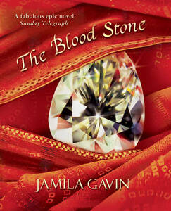 The-Blood-Stone-Jamila-Gavin-New-Book