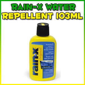 RAIN-X ORIGINAL WATER REPELLENT WINDSCREEN GLASS RAINX