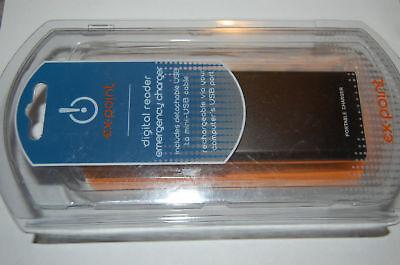 Emergency Charger Digital Ereader Battery Pack E Reader Kobo C Description