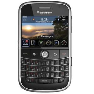 BlackBerry Bold 9000 - 1GB - Black (Unlo...