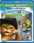 Shrek 2 (Blu-ray/DVD, 2011, Canadian)