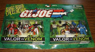 Gi Joe Basic Figure 2 Pack Set – Brand