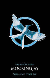SUZANNE COLLINS ___ THE HUNGER GAMES MOCKINGJAY __BRAND NEW ___ FREEPOST UK
