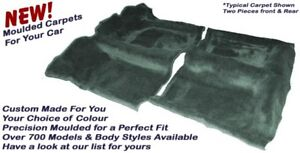 New Nissan Navara D21 inc ute Moulded Loop Carpets