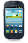 Samsung Galaxy Fame GT-S6810P (Latest Model) - 4 GB - Blue (Unlocked) Smartphone