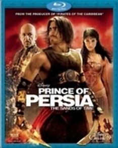 Prince Of Persia - The Sands Of Time (Blu-ray, 2010)