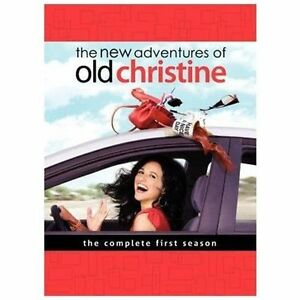 The-New-Adventures-of-Old-Christine-The-Complete-First-Season-New-DVD-Ships-Fa
