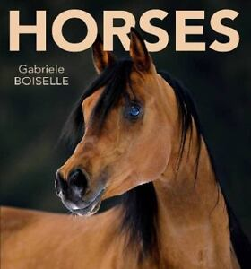 gabriele boiselle horses 2014 new trade cloth hardcover ebay. Black Bedroom Furniture Sets. Home Design Ideas