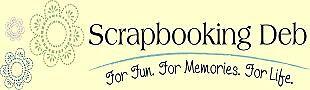 Scrapbooking Deb