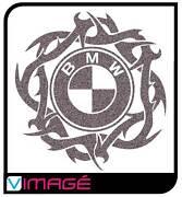 BMW Logo Sticker