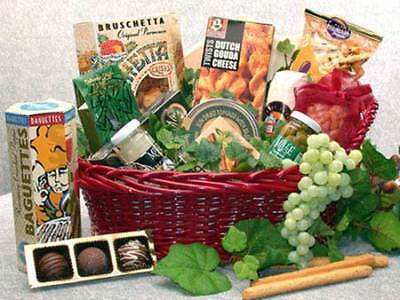 Fancy Foods Gourmet Gift Basket