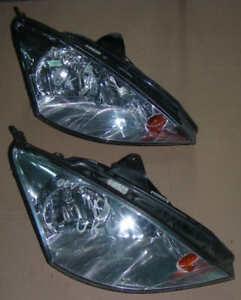 ford focus mk1 headlight light front lampen rhd ebay