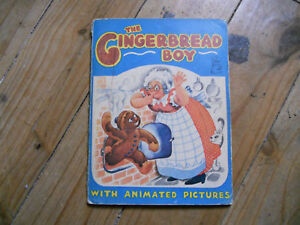 THE-GINGERBREAD-BOY-with-Animated-PicturesA-TUCK-BOOK