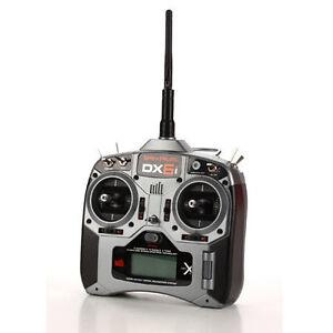 Brand-New-Spektrum-SPMR6610-DX6i-DSMX-6-Channel-Transmitter-TX-Radio-Mode-2-MD2