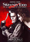 Sweeney Todd: The Demon Barber of Fleet Street (DVD, 2013)