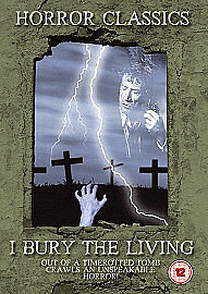 I Bury The Living (DVD, 2006)