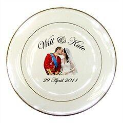 Will-and-Kate-Royal-Wedding-2011-8-Porcelain-Plate