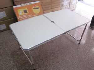 Portable Aluminium Camping Table,Folding in SECONDS!!