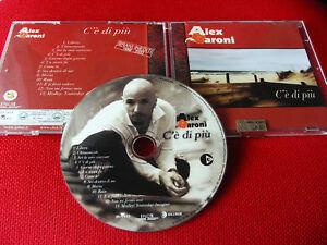 ALEX BARONI C' E' DI PIU' CD ORIGINALE 2004 RARO COME NUOVO - Italia - ALEX BARONI C' E' DI PIU' CD ORIGINALE 2004 RARO COME NUOVO - Italia