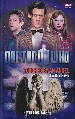Dr Doctor Who Touched By An Angel Hc By Jonathan Morris The Dr Matt Smith