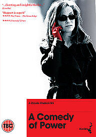 Comedy Of Power (DVD, 2008) NEW AND SEALED REGION 2