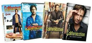 Californication: Seasons 1-4 (DVD, 2011,...