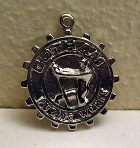 3-Batman-Gotham-Public-Works-Pendant-Charms-Old-Stock-S