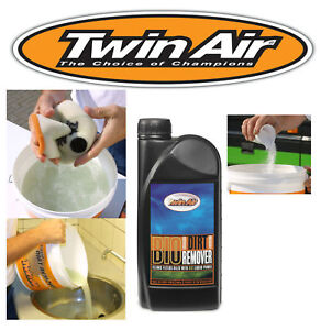 TWIN AIR BIO Air Filter Cleaner  Luftfilter Reiniger
