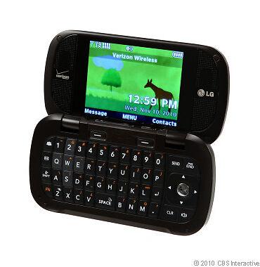 LG Octane VN530 - Brown (Verizon) Cellular Phone