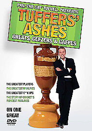 Tuffers039 Ashes  Greats Geezers and Gaffes DVD Good DVD - Bilston, United Kingdom - Returns accepted Most purchases from business sellers are protected by the Consumer Contract Regulations 2013 which give you the right to cancel the purchase within 14 days after the day you receive the item. Find out more about  - Bilston, United Kingdom