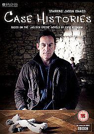 Case Histories - Series 1  - Jason Isaacs (2 Disc - DVD)