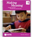 Making Meaning, Developmental Studies Center Staff, 157621401X