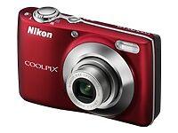 Nikon-COOLPIX-L24-14-0-MP-Digital-Camera-Red-Refurbished