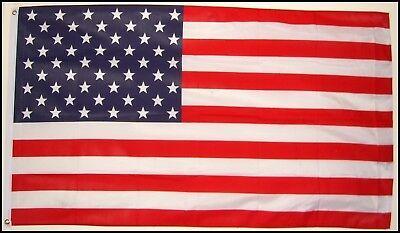 U.S.A. FLAG GIANT 8 X 5 AMERICA AMERICAN UNITED STATES
