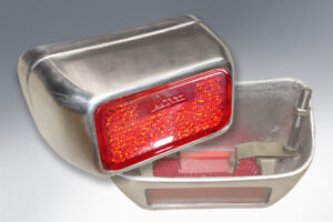 Vespa VL1 VB1 Tail Light Taillight Back Light Lamp