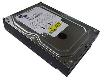 320gb 8mb 7200rpm Sata2 3.5 Internal Desktop/dvr Hard Drive -free Shipping