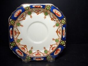 T-HUGHES-amp-SON-IMPERIAL-DERBY-SAUCER-ONLY-5-g