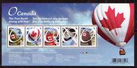 Canada 2011 Permanente Francobolli Miniatura Foglio Senza Cornice Come Nuovo, -  - ebay.it