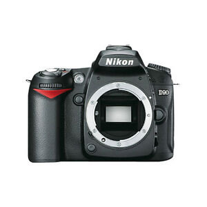 Nikon  D90 12.3 MP Digital SLR Camera - ...