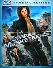 The Three Musketeers (Blu-ray Disc, 2012)