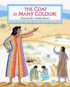 The-Coat-of-Many-Colours-Jenny-Koralek-Pauline-Baynes-Book