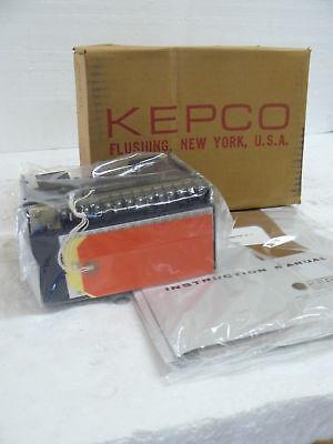 New Kepco Pat 21-1 Power Supply