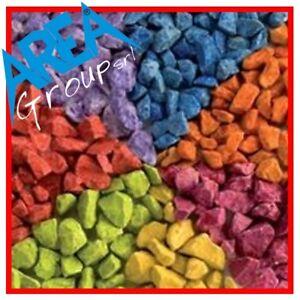 Pietre sassi granulati colorati per vialetti giardino ebay - Pietre per vialetti da giardino ...