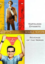 Napoleon Dynamite/Revenge of the Nerds (DVD, 2011, 2-Disc Set) New