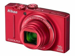 Nikon COOLPIX S8200 16.1 MP Digital Came...